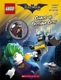 CHAOS IN GOTHAM CITY + FIG