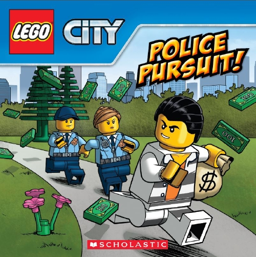 POLICE PURSUIT! 8X8