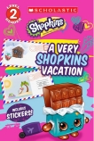Very Shopkins Vacation with Stickers