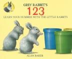 Little Rabbits: Grey Rabbit's 123