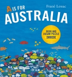 A Is For Australia Jigsaw & Book Pack