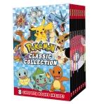 Pokémon Classic Collection (8 Book Boxed Set)