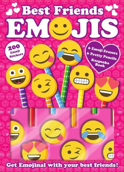 Product: BEST FRIENDS EMOJIS - Stationery - School Essentials