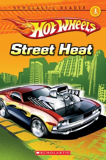 Hot Wheels Street Heat Aldi