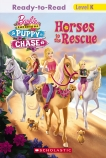 BARBIE PUPPY CHASE HORSES/RESC