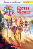 BARBIE PUPPY CHASE HORSES/RESC