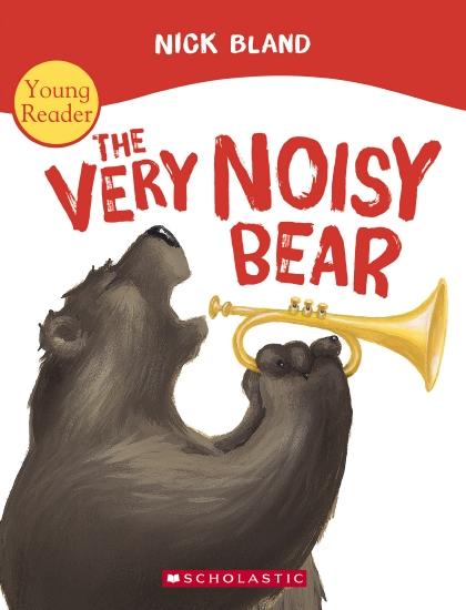 NOISY BEAR YOUNG READER