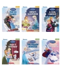 Ready to Read with Frozen!