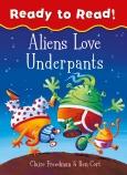 ALIENS LOVE UNDERPANTS READER
