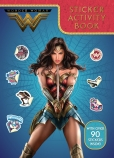 DC Comics: Wonder Woman Sticker Activity Book