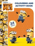 Despicable Me 3: Colouring and Activity Book