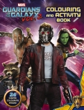 Marvel Guardians of the Galaxy Vol. 2: Colouring and Activity Book