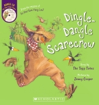 DINGLE-DANGLE SCARECROW Board Book