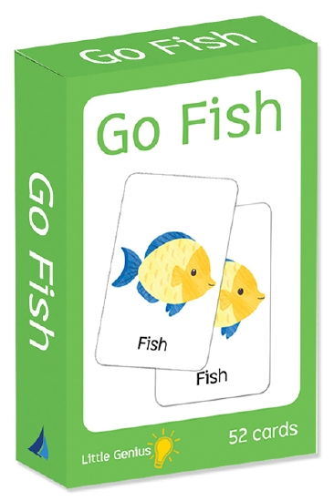 The store little genius go fish toy game for Go fish store
