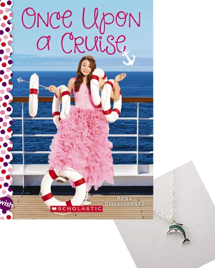 Once Upon a Cruise with Necklace