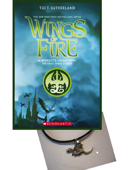 Wings of Fire: A Winglets Collection WNL