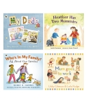 FAMILIES PICTURE BOOK PACK
