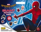 Spider-Man Homecoming Giant Activity Pad