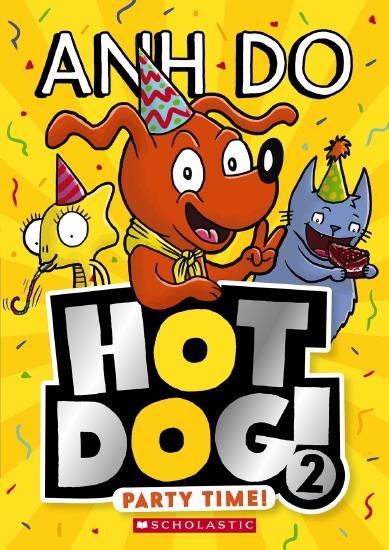 Hotdog! #2: Party Time!