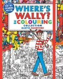 Where's Wally Colouring Collection