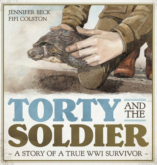Torty and the Soldier                                                                                - Book