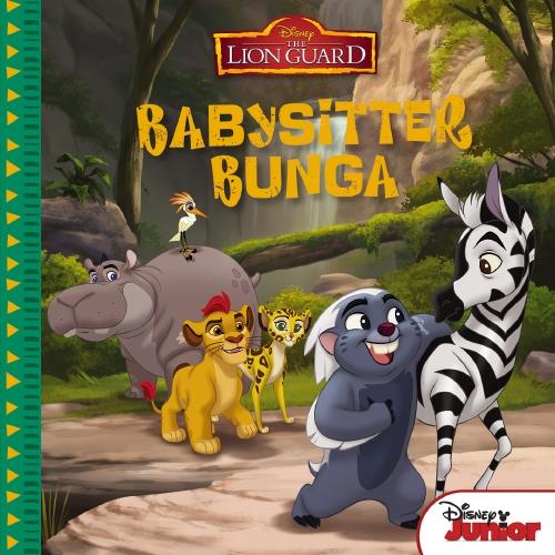 Lion Guard: Babysitter Bunga