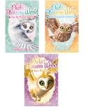 Owls of Blossom Wood 3 Pack