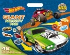 Hot Wheels Giant Activity Pad
