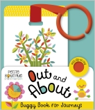 Petite Boutique: Out and About Buggy Book for Journeys
