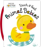 Petite Boutique: Touch & Feel Animal Babies
