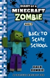 Diary of a Minecraft Zombie #8: Back to Scare School
