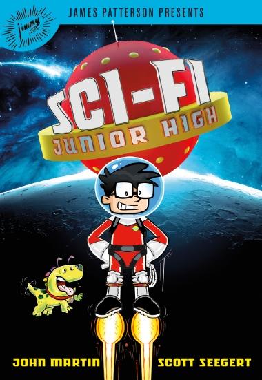 SCI-FI JUNIOR HIGH #1