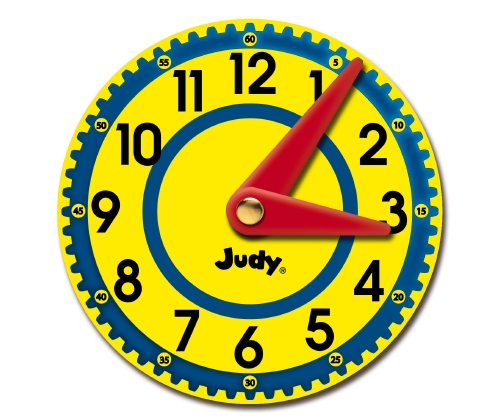Clocks Curriculum Cut-Outs