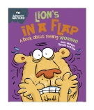 Lion's in a Flap Big Book