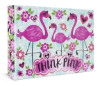 Flamingos Stationery Box