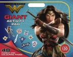 DC Comics: Wonder Woman Giant Activity Pad