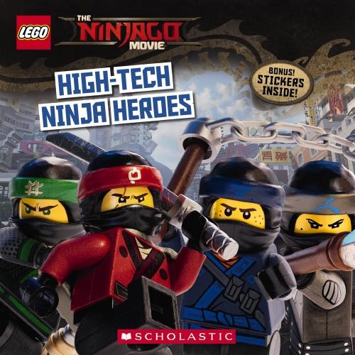 Lego Ninjago Movie: High-Tech Ninja Heroes