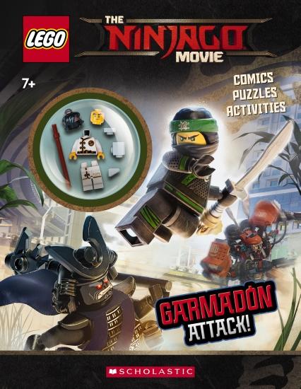 LEGO Ninjago: The Ninjago Movie: Garmadon Attack!