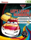 Disney Learning: Cars 3 Let's Learn Numbers Paint with Water