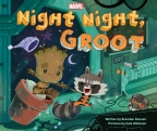 MARVEL NIGHT NIGHT GROOT