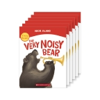 The Very Noisy Bear Young Reader 6-Pack