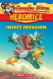 Geronimo Stilton Heromice #9: Insect Invasion