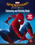 Spider-Man Homecoming: Colouring and Activity Book