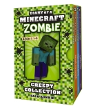 Minecraft Zombie Creepy Collection #1-4