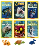 National Geographic Under the Sea Deluxe Boxed Set