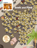 DESPICABLE ME 3 SEEK AND FIND
