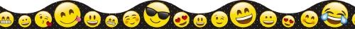 Big Magnetic Emojis Borders                                                                          - Teacher Resource