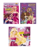 Barbie Mega Fun Pack