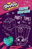 Shopkins Sketch Surprise! Party Time