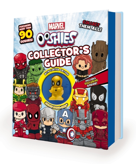 Marvel Ooshies: Collector's Guide                                                                    - Book